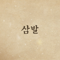 (4) 삼발