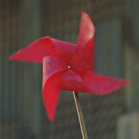 (2) 붉은 바람개비