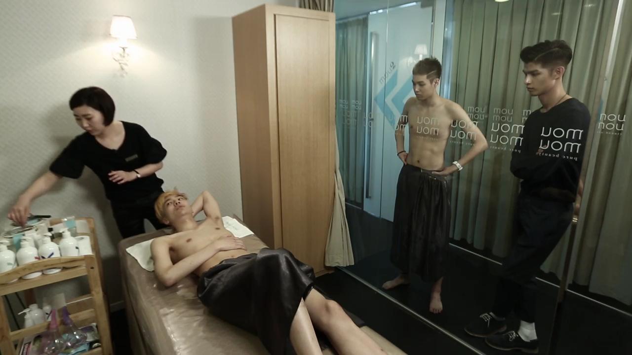 3회 비하인드_김종훈, 왁싱 중 고래잡은 이야기