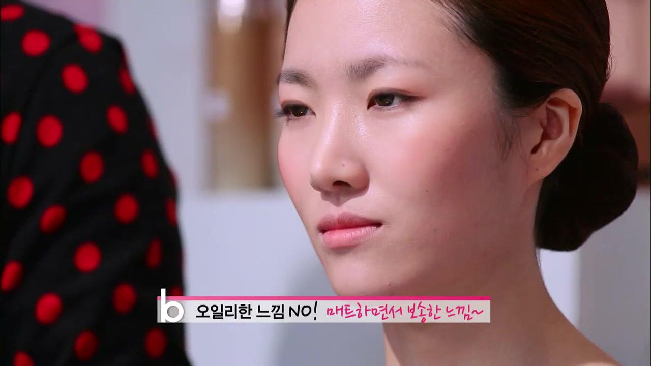 [겟잇뷰티2012] 수묵담채 메이크업