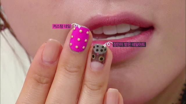 [겟잇뷰티 14화] Ⅲ. Bad girls 네일 스타일