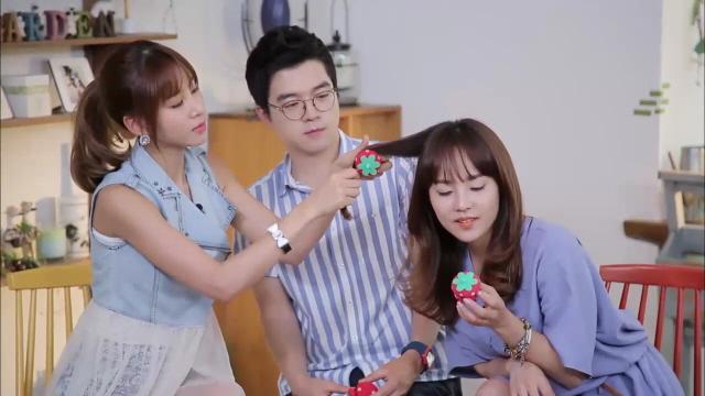 [겟잇뷰티 17화] Ⅳ. MC 유진 & 정민의 여행 뷰티 패키지