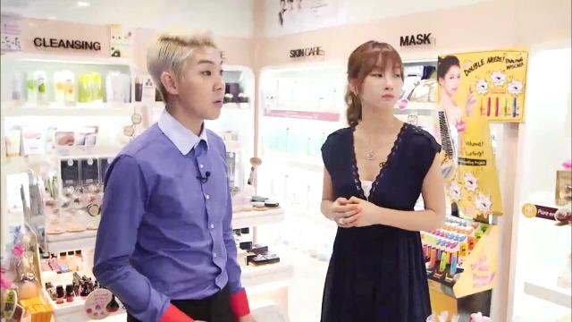 [겟잇뷰티 18화] Ⅱ. K-beauty 뷰티템 쇼핑