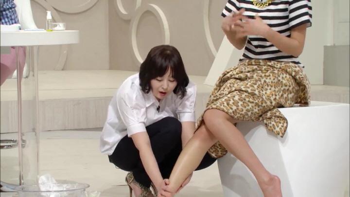 [겟잇뷰티 9화] Ⅲ. 스마트 나이트 케어(1)  : 발&종아리 마사지