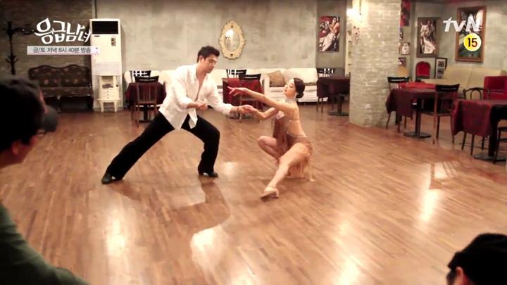 [응급남녀] 메이킹#12 댄싱위드지혜