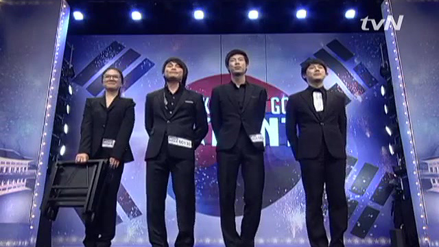 TOP10 진출자 - 이스케이프(마술)