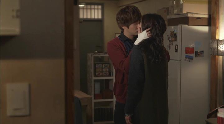 눈물의 키스, 깨금♡독미_이웃집 꽃미남 11화
